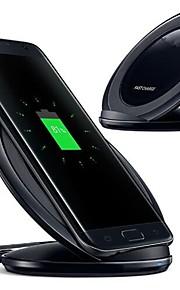 Trådlös laddare Telefon USB-laddare Universell Trådlös laddare 1 USB-port 2A AC 100V-240V