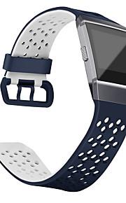 Horlogeband voor Fitbit ionic Fitbit Polsband Sportband Klassieke gesp Silicone