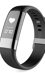 Smart Bracelet Waterproof Pedometers Exercise Record Passometer Message Reminder Call Reminder Calorie Counters Camera Control Pedometer