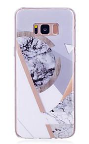 Custodia Per Samsung Galaxy S8 Plus S8 IMD Per retro Effetto marmo Morbido TPU per S8 Plus S8 S7 edge S7 S6 edge S6 S5 Mini S5