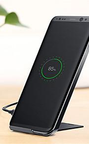 شاحن لاسلكي شاحن يو اس بي USB Qi مخرجUSB 1 1 A DC 5V iPhone 8 Plus / Note 8