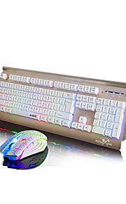 ajazz tomahawk upgrade knop muis kit wit spel achtergrondverlichting muis pak