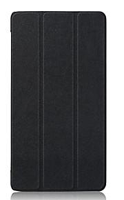 funda de cuero de la pu para lenovo tab7 tab 7 esencial tb-7304 tb-7304f tb-7304i tb-7304x