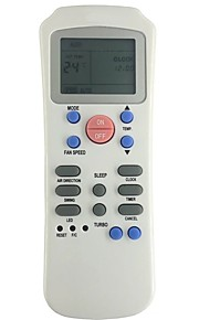 Replacement for Springer Air Conditioner Remote Control 88528626