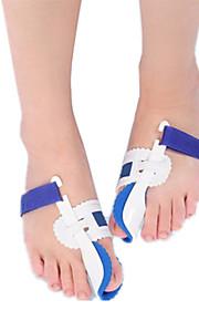 Tuta Piede Supporti Toe separatori & Bunion Pad Busto correttore Alleviare il dolore al piede Plastica