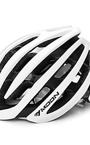 MOON バイクヘルメット CE サイクリング 36 通気孔 調整可 ワンピース マウンテン 都市 超軽量(UL) スポーツ 青少年 PC EPS マウンテンサイクリング ロードバイク レクリエーションサイクリング サイクリング ハイキング 登山