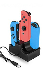 switch Typ-c Batterien und Ladegeräte für Nintendo-Switch 0 Stand mit Adapter Schnell-Ladung Verkabelt > 480