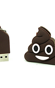 Ants 4GB USBフラッシュドライブ USBディスク USB 2.0 プラスチックシェル