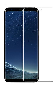 Screen Protector for Samsung Galaxy S8 Tempered Glass 1 pc Front Screen Protector High Definition (HD) / 9H Hardness / Scratch Proof
