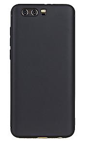 케이스 커버 Huawei 용 Honor 9 뒷면 커버 반투명 한 색상 소프트 TPU Honor 9 용