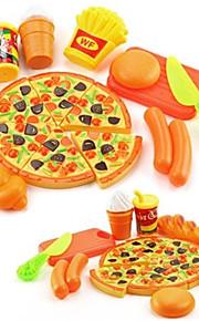 Jouets Cuisine & Faux Aliments Jouets Rond Nourriture & Boisson Exquis Interaction parent-enfant Plastique souple 1 Pièces