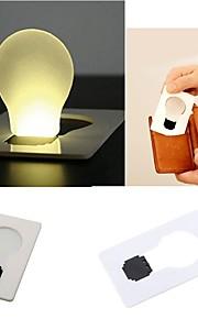 Latarki z breloczkiem do kluczy LED 50 lm Ręczny Tryb LED z baterią Przenośny/a Składany/a Obóz/wycieczka/alpinizm jaskiniowy Do użytku