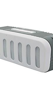 NR2013 Bluetooth högtalare Bluetooth 2.1 Audio (3.5 mm) USB TF-Kortplats Utomhushögtalare Grön Vit Svart Röd Blå