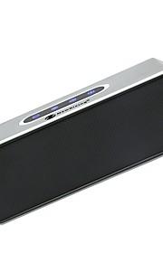 NR-3011 Bluetooth högtalare Ministil Bluetooth 2.1 Audio (3.5 mm) Bokhyllehögtalare Grå Ros Ljusblå
