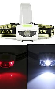 Giętkie taśmy świetlne LED LED Kolarstwo Oświetlenie LED 1200 Lumenów Biały Czerwony Obóz/wycieczka/alpinizm jaskiniowy Kolarstwo