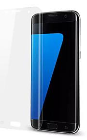 Proteggi Schermo Samsung Galaxy per S7 edge Vetro temperato 1 pezzo Proteggi-schermo integrale Estremità angolare a 3D Durezza 9H