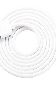 Lightning USB Cable Adapter Quick Charge High Speed Cable For iPhone 100 cm PVC
