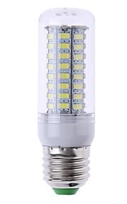 SENCART 1pc 7W 1200 lm E14 G9 GU10 E26/E27 B22 LED-kornpærer T 72 leds SMD 5730 Dekorativ Varm hvit Kjølig hvit 220V-240V