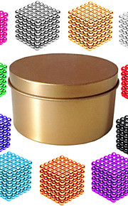 Magnet Toy Magnetic Balls Super Strong Rare-Earth Magnets 216*1   216*2   216*3pcs Magnetic Magnetic Type Professional Level DIY 3mm Cube