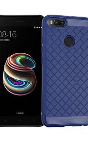 Custodia Per Xiaomi Mi 5X Resistente agli urti Per retro Geometrica Morbido TPU per Xiaomi Mi 5X Xiaomi A1