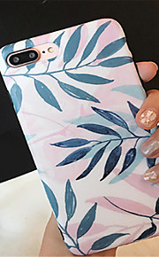 Case For Apple iPhone 6 Plus / iPhone 7 Plus Pattern Back Cover Oil Painting Soft TPU for iPhone 7 Plus / iPhone 7 / iPhone 6s Plus /