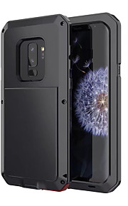 Case For Samsung Galaxy S9 Water Resistant Shockproof Full Body Cases Armor Hard Metal for S9