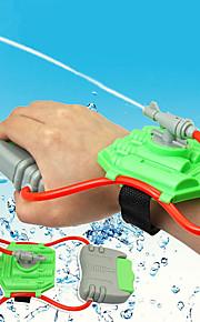 Mini Wrist Squirt Water Gun Spredere Leketøy Strand Tema Stress og angst relief Foreldre-barninteraksjon Plastskall 1pcs Deler