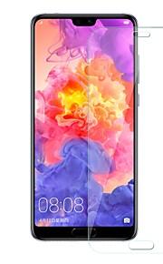 Protecteur d'écran Huawei pour Huawei P20 TPU Hydrogel 1 pièce Ecran de Protection Avant Anti-Traces de Doigts Anti-Rayures Haute
