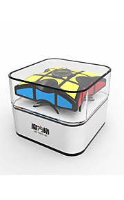 QIYI Fidget Spinner Hand Spinner Magic Cube Flat Shape Transformable High Speed Glossy Relieves ADD, ADHD, Anxiety, Autism Office Desk