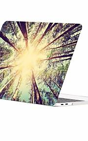 MacBook Fodral för Blomma Plast Ny MacBook Pro 15'' Ny MacBook Pro 13'' MacBook Pro 15 tum MacBook Air 13 tum MacBook Pro 13 tum MacBook