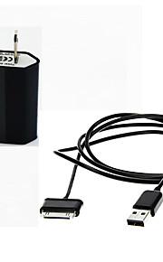 Portable Charger USB Charger US Plug / USB with Cable / Multi-Output / QC 3.0 2 USB Ports 2.1 A 100~240 V
