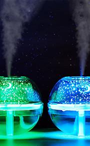BRELONG® 1pc Luz de noche LED RGB USB Fácil de Transportar / Gradiente de Color / Humidificado 5 V