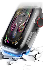 Case For Apple Apple Watch Series 4 Silicone Apple