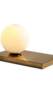 Hedendaagse / Modern eigentijds Creatief Tafellamp / Bureaulamp Voor Slaapkamer Metaal 110-120V / 220-240V Wit