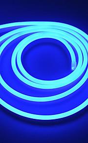 BRELONG® 5 m Elastyczne taśmy LED 600 Diody LED Ciepła biel / Biały / Czerwony Wodoodporny / Impreza / Dekoracyjna 220-240 V 1 szt.