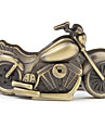 Unisex Bronze Motorcycle Style Analog Keychain Watch Cool Watches Unique Watches