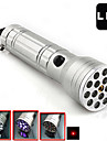 LED Flashlights/Torch Handheld Flashlights/Torch LED 100 Lumens 3 Mode - No Tactical for