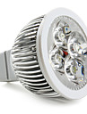 gu5.3 (mr16) levou o destaque 4 de alta potencia led 360lm branco natural 5000k dc 12v