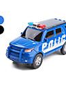 Mini Solar Police Car Kit (Assorted Colors)