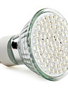 390 lm GU10 Faretti LED MR16 78 leds LED ad alta intesita Bianco CA 220-240 V