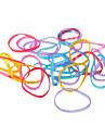 durável colorido TPU elástico (30 peças)