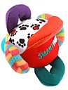 Smart Paw Squeaking Pet Toy for Dogs (15 x 9 x 3cm)