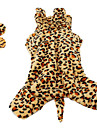 Tiger Shaped Soft Costume for Dogs (XS-XL, Assorted Colors)