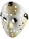 Halloween Thick Mask (White)