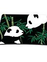 "jeu panda tapis de souris optique (9 ""x 7"")"