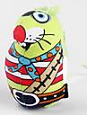 Colorido Estilo Sunny ratón de juguete Juguete para gato (entrega al azar)