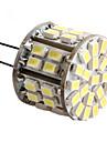 G4 3 W 50 300 LM Natural White T Corn Bulbs DC 12 V