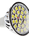 Spot LED Blanc Naturel MR16 GU5.3(MR16) 5W 24 SMD 5050 420 LM DC 12 V