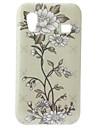 Flower Pattern Жесткий чехол для Samsung Galaxy Ace S5830