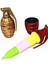 grenades en forme de stylo gel télescopique